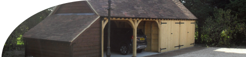 Oak Framed Buildings and Garages